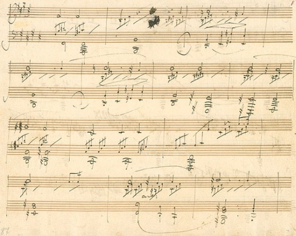 "Beethoven's ""Moonlight Sonata,"" Exposition"