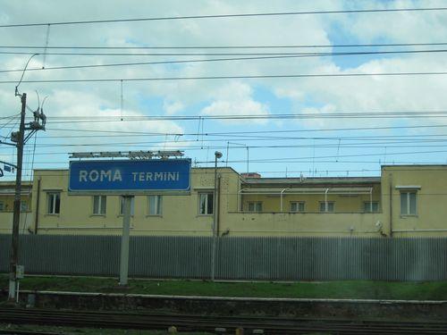 Termini Train Station